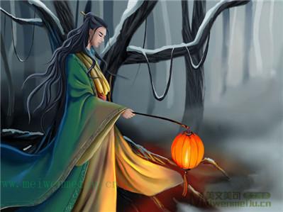 拾得一缕秋色入怀
